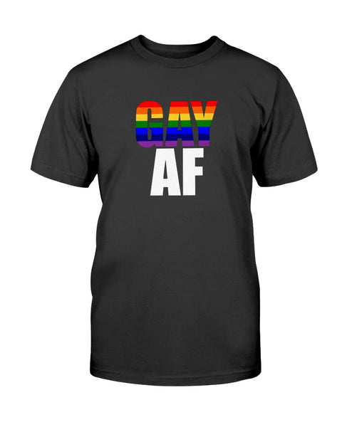 Gay AF Graphic T-Shirt (more colors)