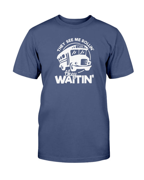 They See Me Rollin' They Waitin' Graphic T-Shirt (more colors)