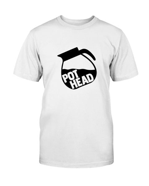 Pot Head Graphic T-Shirt (more colors)