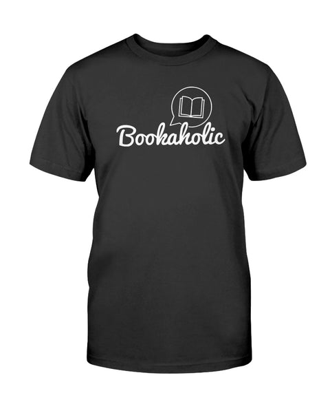 Bookaholic Graphic T-Shirt (more colors)