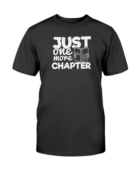Just One More Chapter Graphic T-Shirt (more colors)