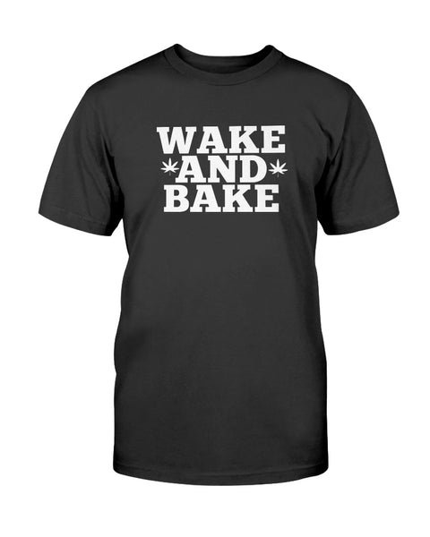 Wake and Bake Graphic T-Shirt (more colors)