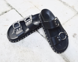Lucy Slide Sandals