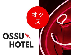 Introducing Hotel (Hey Yo!) Ossu!