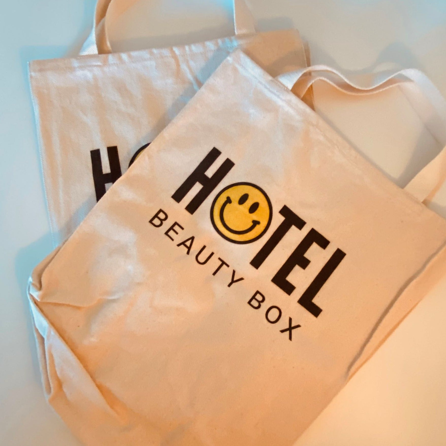 Hotel Beauty Box Tote Bag
