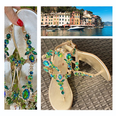 "#Portofino"" they are finally here,..."