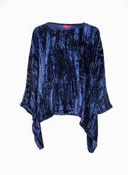 Sohar Top Crushed Velvet