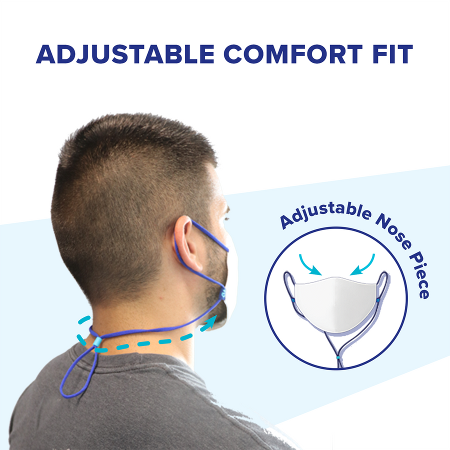 GALE GUARD™ Reusable Face Mask: 5 Pack!