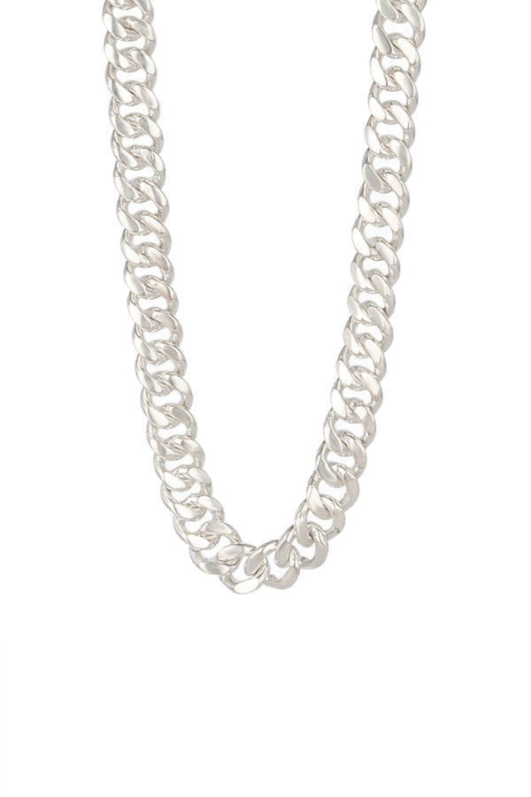 Silver I'm Worth It Necklace
