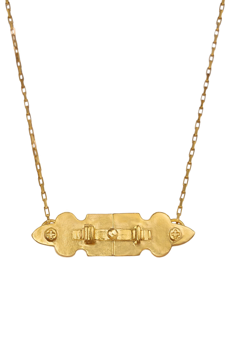 Slide Lock Necklace