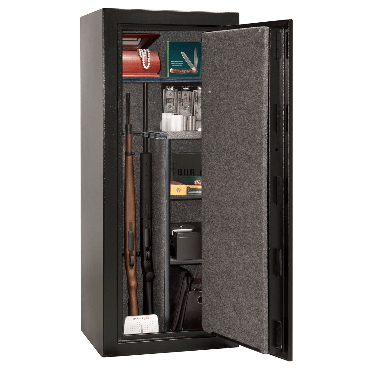Liberty Safe Centurion 18 Textured Black Mechanical Lock