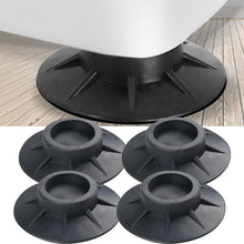 Load image into Gallery viewer, 4Pcs Floor Mat Elasticity for washing machine and anything unstable