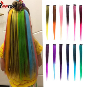 Colorful hair wigs