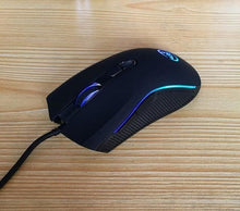 Load image into Gallery viewer, High-end professional gaming mouse with 7 bright colors LED