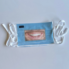 Load image into Gallery viewer, No Dinx Pleated Face Mask (1 Pack)