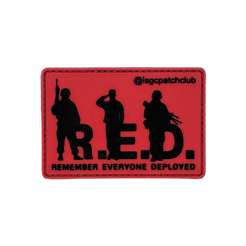 R.E.D. Deployment Support Patch