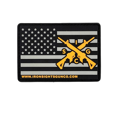 ISGC Flag/Logo Patch