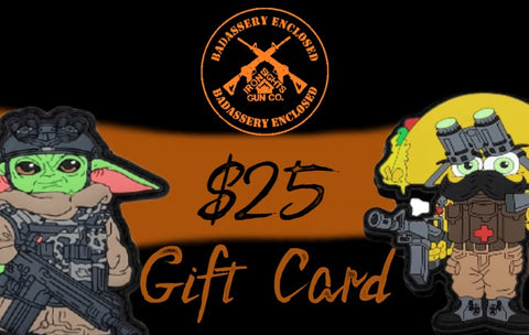 ISGC Patch Club Gift Card