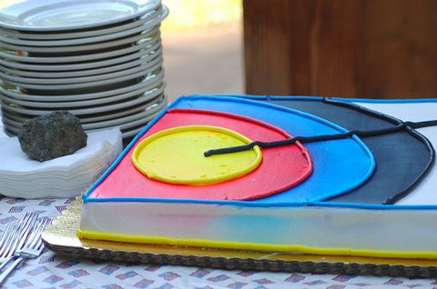 We Know That A Lot Of Special Occasions Are On The Rise During This Time Year So Let Us Help With Some Archery Inspired Cakes For Nearly Every