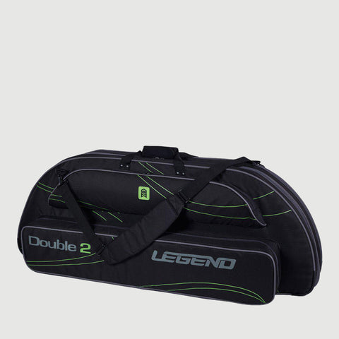 Legend Double2 Compound Bow Case For Two Bows-Legend Outdoor Industries