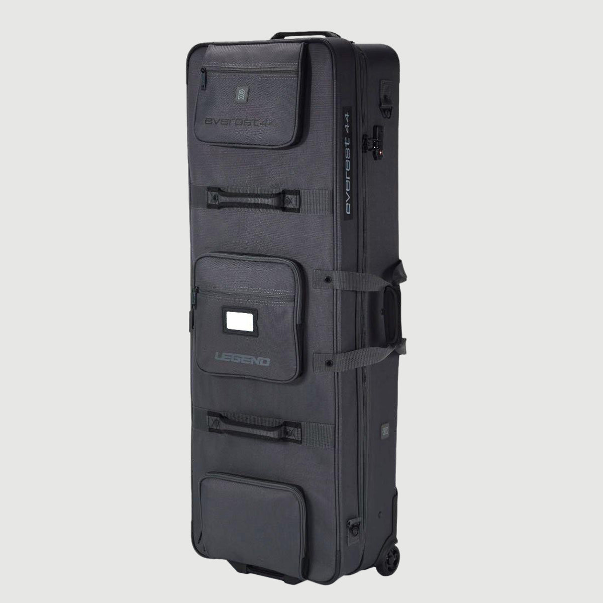 Legend Everest Hybrid Roller Bow Case - Airline Approved, TSA Lock-Legend Outdoor Industries