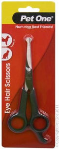 Pet One Styling Scissors- eye hair