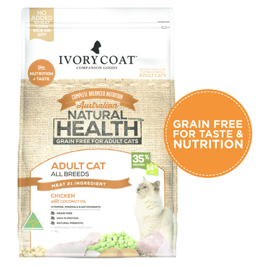 Ivory Coat Adult Cat Chicken 3kg