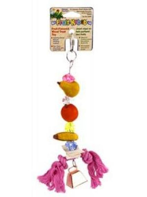 Bird Toy Fruit Kabob Medium