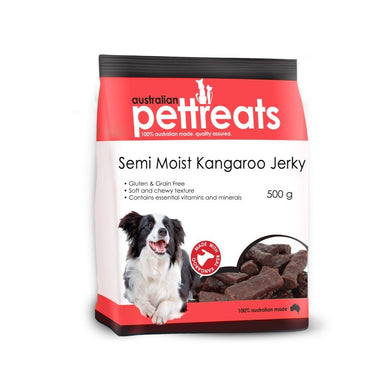 Australian Pet Treats - Semi Moist Kangaroo Jerky