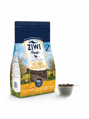 Ziwi Peak Air Dried Raw Dog Food Chicken 454g