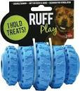 Ruff Play Dog Treat Tyre Roller in Medium