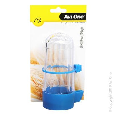 Avi One Bird Feeder Jumbo Tower Outside Mounting