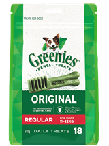 Greenies Original Regular Mega Pack 510g