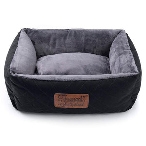 Freezack Knight Dog Bed Medium Black