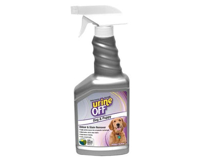 Urine Off Odour And Stain Remover Dog And Puppy 500ml