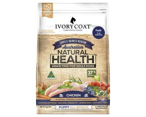 Ivory Coat Dog Puppy Chicken 2kg