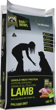 Meals For Mutts Dog Grain Free Single Protein Lamb 14kg MFM