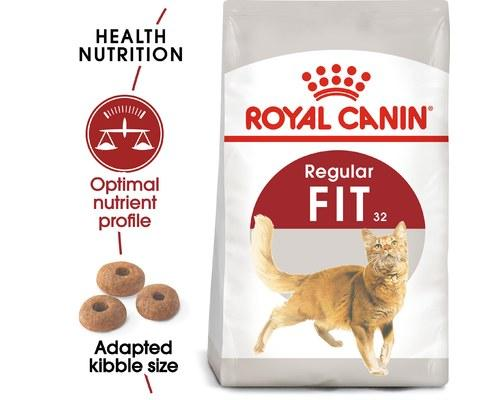 Royal Canin Cat Food Fit Regular 4kg