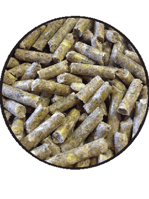 Rabbit And Guinea Pig Pellet Food 1kg