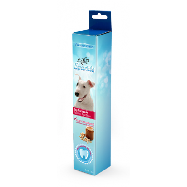 Sparkle Toothpaste for Dogs Peanut Butter Flavour