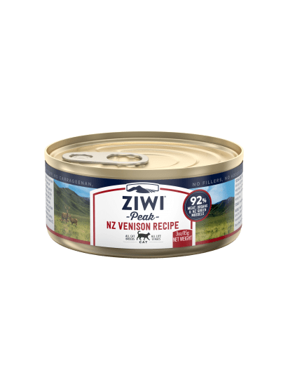 Ziwi Peak Wet Cat Food Venison 85g