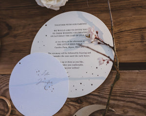 Nidderdale Wedding Invitation Collection