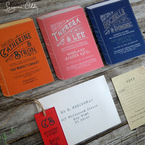 Stanbury Wedding Invitation Collection