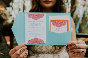Applewood Wedding Invitation Collection