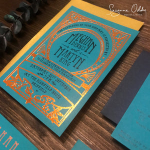 Highfield Wedding Invitation Collection