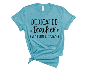 Dedicated Teacher