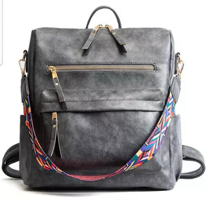 PRE ORDER CHARCOAL BACKPACK PURSE