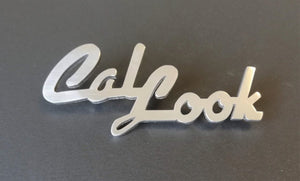 "<p>This beautiful ""Cal Look"" Emblem is a great addition to any type of car and will give it a custom touch. It's perfect for"