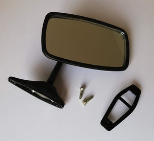 <p>This is a good quality reproduction of the Vitaloni 30002 outer rearview mirror.</p> <p>Similar to Vitaloni 30002 mirrors