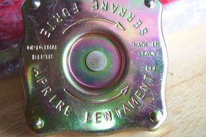 <p>Original Birth brand radiator cap (Short Neck) that would fit a wide variety of Fiat models including spider, coupe, 132,